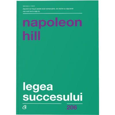 Legea succesului - Napoleon Hill