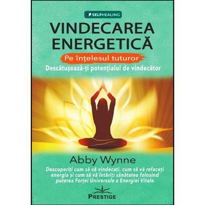 Vindecarea energetica pe intelesul tuturor. Descatuseaza-ti potentialul de vindecator