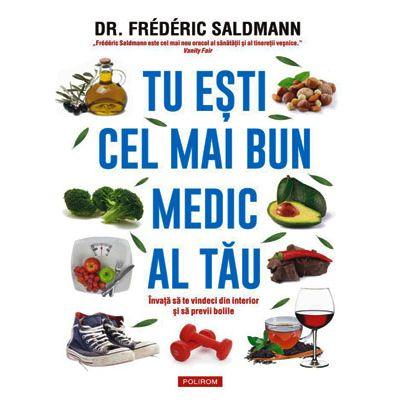 Tu ești cel mai bun medic al tău. Învață să te vindeci din interior și să previi bolile