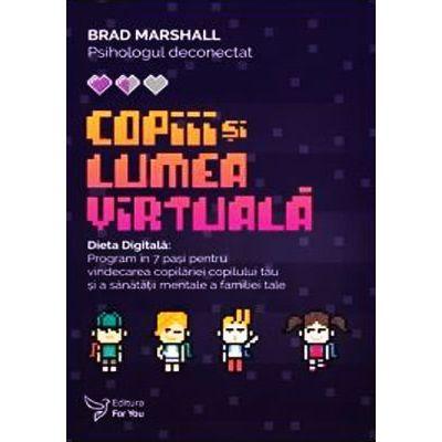 Copiii şi lumea virtuală