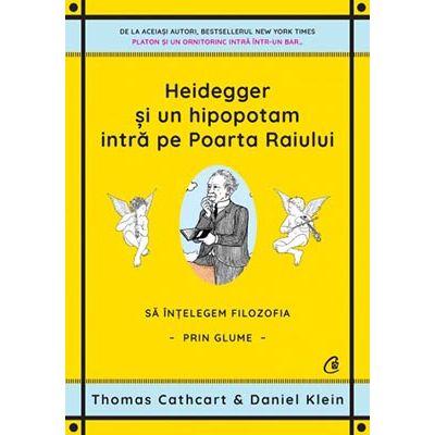Heidegger și un hipopotam intră pe Poarta Raiului
