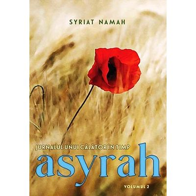 Jurnalul unui calator in timp: Asyrah (vol. 2)
