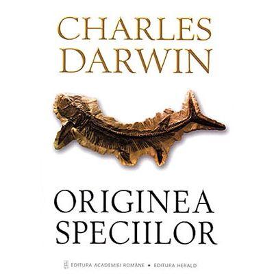 Originea speciilor - Charles Darwin